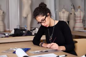 Preparing for a Fashion Career through Public High School Classes