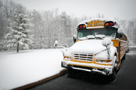 How Should Public Schools Make Up for Snow Days?