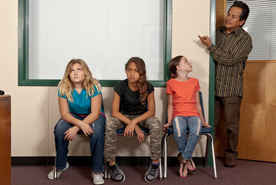 Students of Color Disproportionately Disciplined in Schools