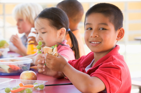 Healthy Cafeteria Options for Public School Students