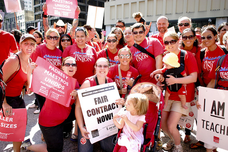 In the Aftermath of the Chicago Teachers Strike: What Happens Next?