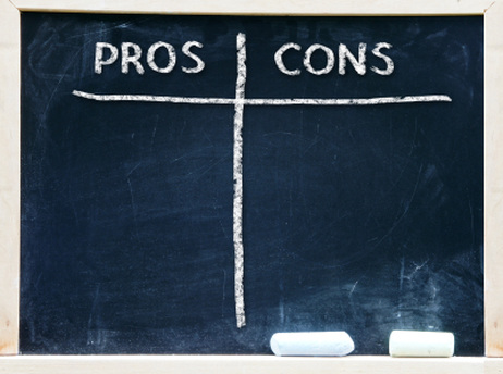 pros and cons of bureaucratic controls